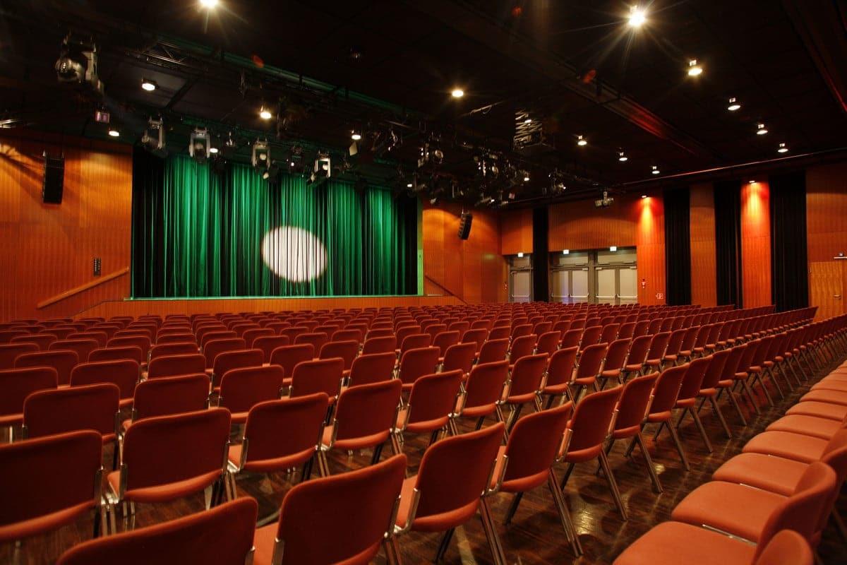 Stadthalle Langen Auditorium