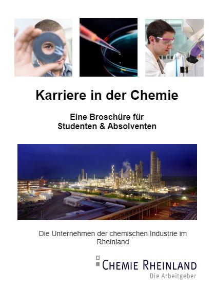 Broschüre Karriere in der Chemie_2019
